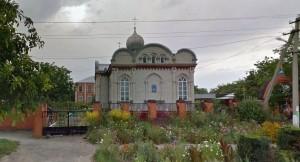 Храм Рождества Пресвятой Богородицы ст. Отрадной (перейти на сайт храма)