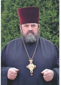 Протоиерей Иоанн Федорович Жеботинский
